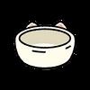 Toby food bowl