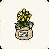 Garden Flowers YellowTulips.png
