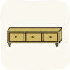 Lounge Cabinets TVStand