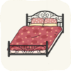Bedroom Beds RedWroughtIronBed.png