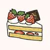 Kitchen food StrawberryCreamCake.png