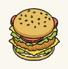 Kitchen food ChickenHamburger.png