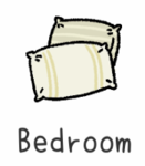 Adorable Home Bedroom Icon