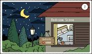 Bedroom Scene Pop-Up