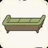 Lounge Sofas StripedGreenSofa.png