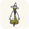 Garden Statues WhiteWitchScarecrow.png