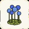 Garden Flowers BlueHydrangea.png