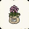 Garden Flowers PinkTulips.png