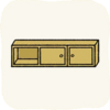 Lounge Cabinets WallCabinet.png