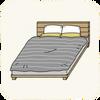 Bedroom Beds WoodenBed.png