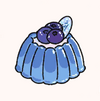 Kitchen food BlueberryPudding.png
