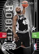 2010 NBA S1 BA 261