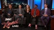 Avengers Infinity War Cast Reveals What They Stole from the Set