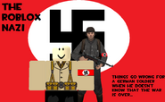 The ROBLOX Nazi Poster by G mel0010