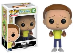 9016 RickandMorty PopVinyl