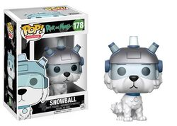 12445 RickMorty Snowball