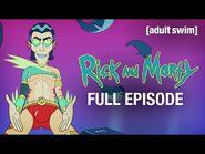 FULL EPISODE - Rick and Morty Season 5 Premiere- Mort Dinner Rick Andre - adult swim