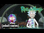 Rick and Morty - Morty Wants A Dragon - Adult Swim UK 🇬🇧