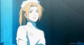 Nurse Haruko