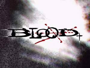 Blood Title Card