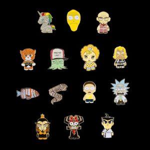 AdultSwim KidRobot Pins.jpg