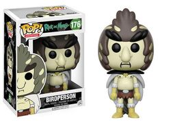 12443 RickMorty Birdperson PopVinyl