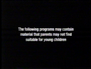 May 2003 Adult Swim Disclaimer