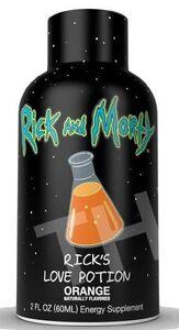 Rick's Love potion