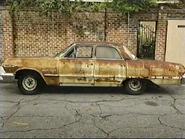 Adult Swim Rusty Car Bump