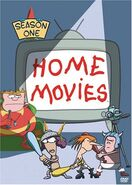 Home movies dvd