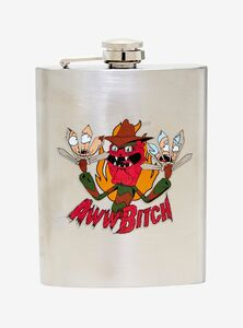 Scary Terry Flask