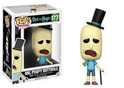 12442 RickMorty Mr Poopybutthole