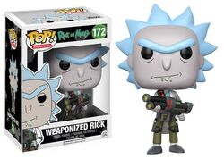 12439 RickMorty Weaponized Rick