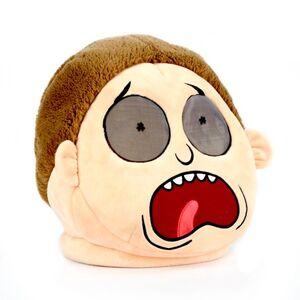 Morty Greeter Head