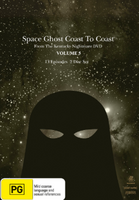Space Ghost Coast to Coast: From The Kentucky Nightmare DVD