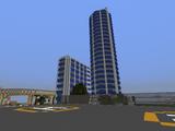 Initech Building