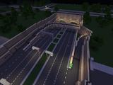 West Piers-Quinton Tunnel