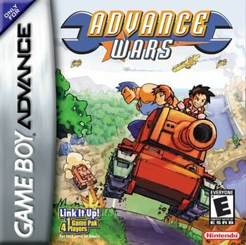 Image of Advance Wars (game)