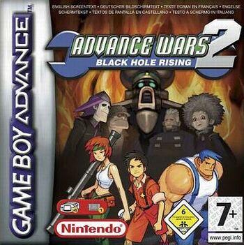 Image of Advance Wars 2: Black Hole Rising