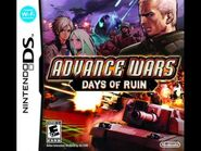 Advance Wars Days of Ruin OST- 48 - Stormy Times