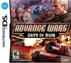 Image of Advance Wars: Days of Ruin