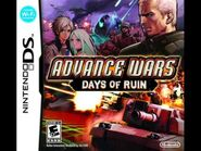Advance Wars Days of Ruin OST- 13 - Days of Ruin (Dark Conflict)