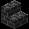 Dark Grey Bricks Stairs.png