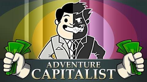 AdVenture Capitalist 5 - Bohaterowie i Złoczyńcy (DarmoGranie)