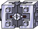 Silver Capsule