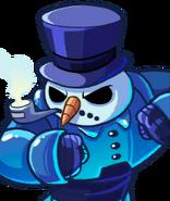 Blue Frosty