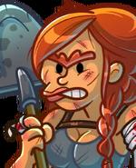 Groundskeeper Lara