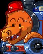 Trainasaurus