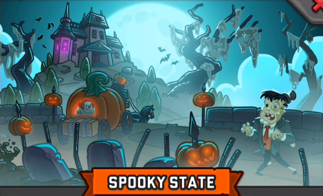 Spooky State