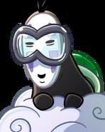 No-Face Racer